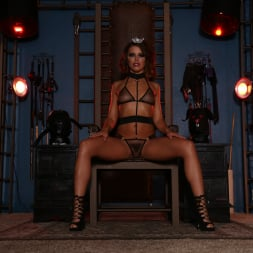 Adriana Chechik in 'Evil Angel TS' Is The Squirt Queen (Thumbnail 1)