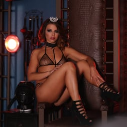 Adriana Chechik in 'Evil Angel TS' Is The Squirt Queen (Thumbnail 80)