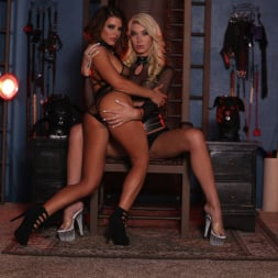 Adriana Chechik in 'Evil Angel TS' Is The Squirt Queen (Thumbnail 360)