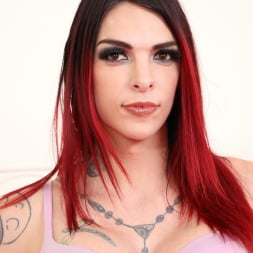 Chelsea Marie in 'Evil Angel TS' Hot For Transsexuals 6 (Thumbnail 1)