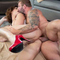 Colby Jansen in 'Evil Angel TS' Hot For Transsexuals 6 (Thumbnail 44)