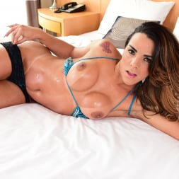 Melyna Merlin in 'Evil Angel TS' The Trans X-Perience 6 (Thumbnail 48)