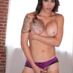 Tori Mayes in 'Evil Angel TS' Hot For Transsexuals 3 (Thumbnail 30)